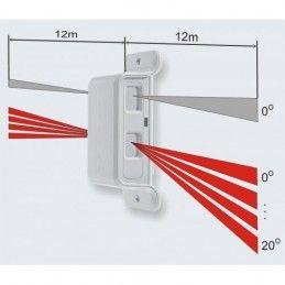 Paradox NV75MR bezdrôtové PIR čidlo