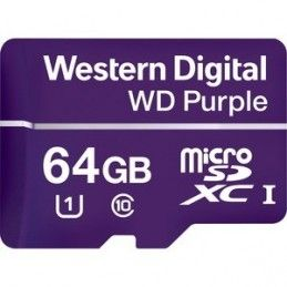 WD/Purple 64GB SDXC Micro