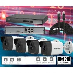 HIKVISION-4 IP 4MP