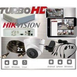 HIKVISION-H2IR40- 2MP FULL HD