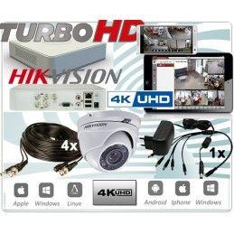 HIKVISION-U4D20-5MP UHD IR-20m