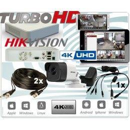 HIKVISION-U2IR20-5MP UHD IR-20m
