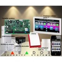 DIGITALNÝ alarm drôtový Premium****