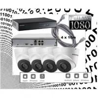 Kamerové sety IP sieťové