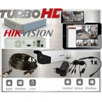 Kamerové sety Turbo HD