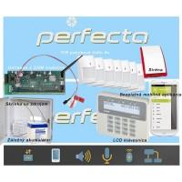 Inteligentný alarm drôtový COMFORT