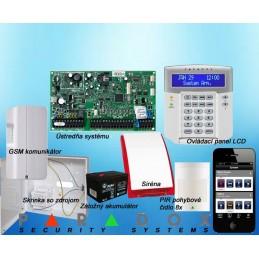 Paradox set DIGIPLEX EVO/8 K641LCD+GSM PCS250