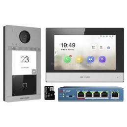 Hikvision DS-KIS604-P- IP set