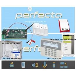 SATEL PERFECTA 3+GSM