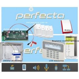SATEL PERFECTA 4+GSM